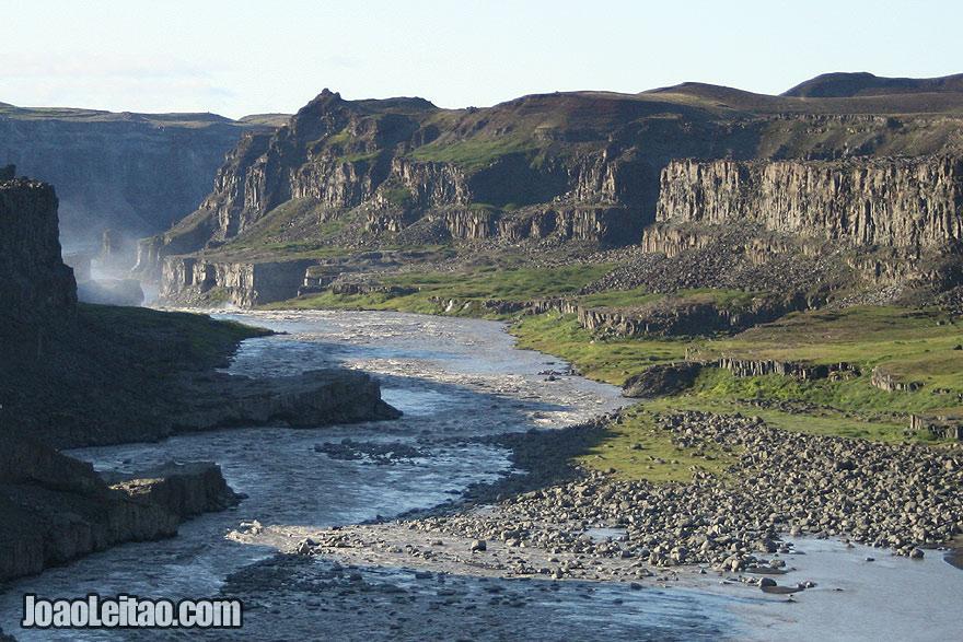 Visit Jokulsa Fjollum River Northeastern Region Iceland