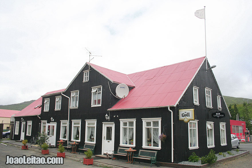 Taergesen Timber Guest House Reydarfjordur Eastern Region Iceland