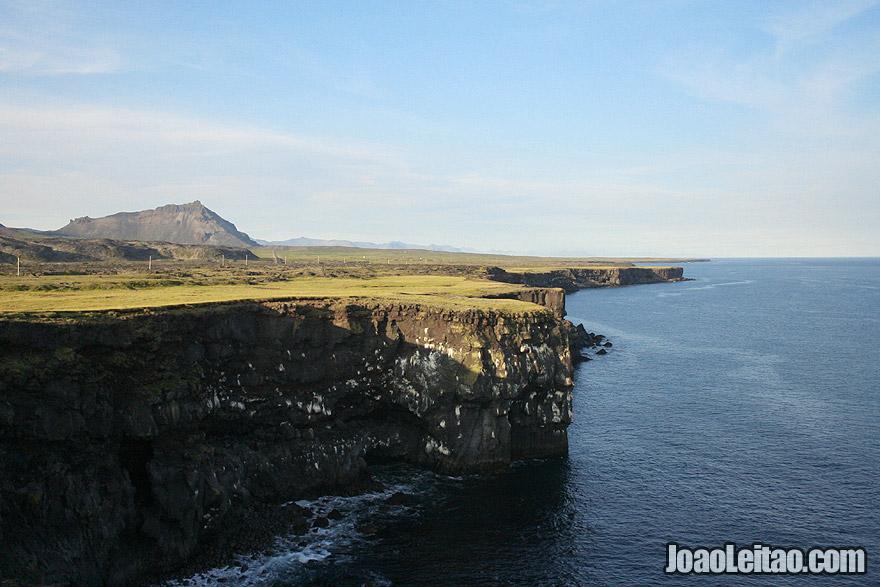 Visit Hellnar Cliffs Snaefellsnes Peninsula Western Region Iceland