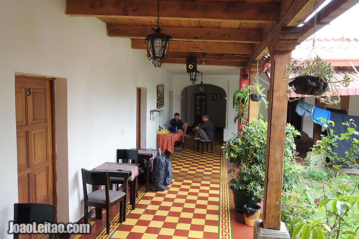 Hotel El Pasar de los Años in Antigua, Guatemala