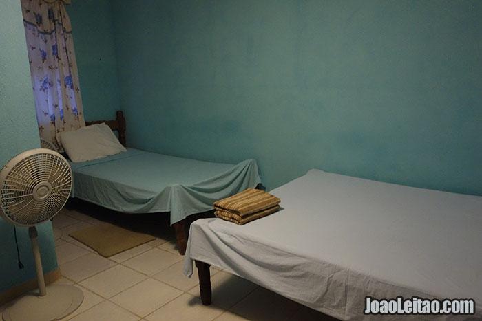 Hotel Jeremiah's Inn in Caye Caulker, Belize