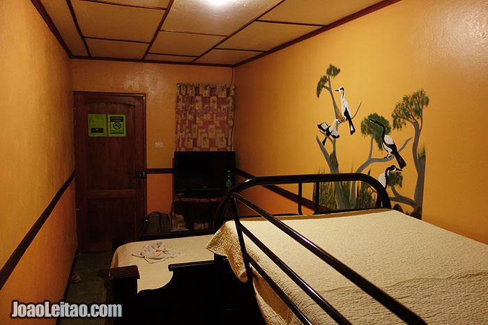 Hotel y Cabinas Jabirú in Los Chiles, Costa Rica