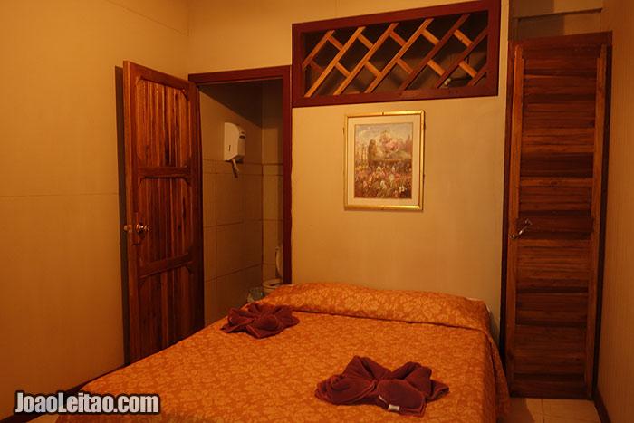 Hotel Cabinas Talamanca in Puerto Viejo, Costa Rica