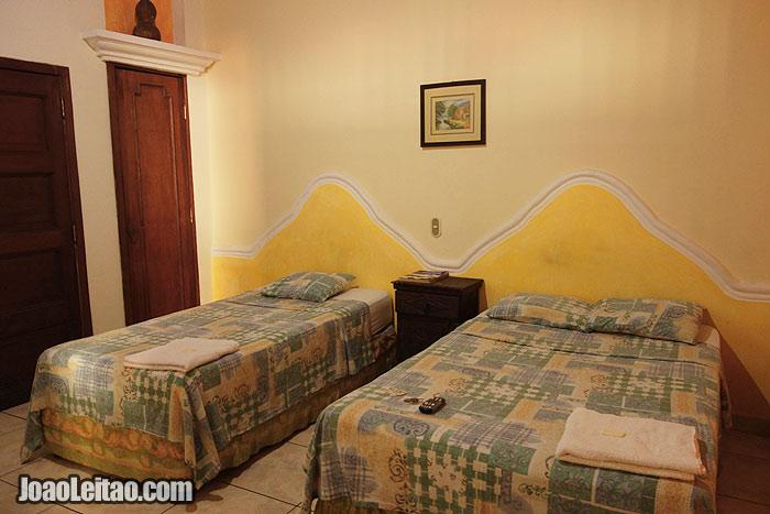 Hotel Villa Florencia in San Salvador, El Salvador