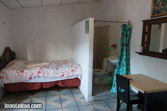 Hotel Blanca Luna in Sochitoto, El Salvador