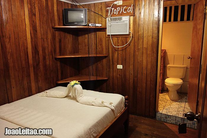 Hotel Tropical in El Castillo, Nicaragua