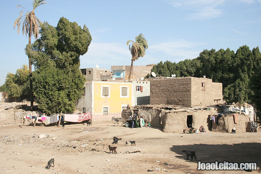 Traditional House in Luxor