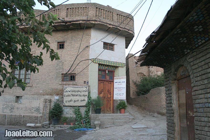 Kurdish Textile Museum - Visit Erbil