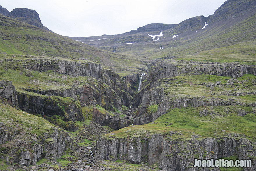 Explore and discover your own place by trekking, Eastern Region Iceland