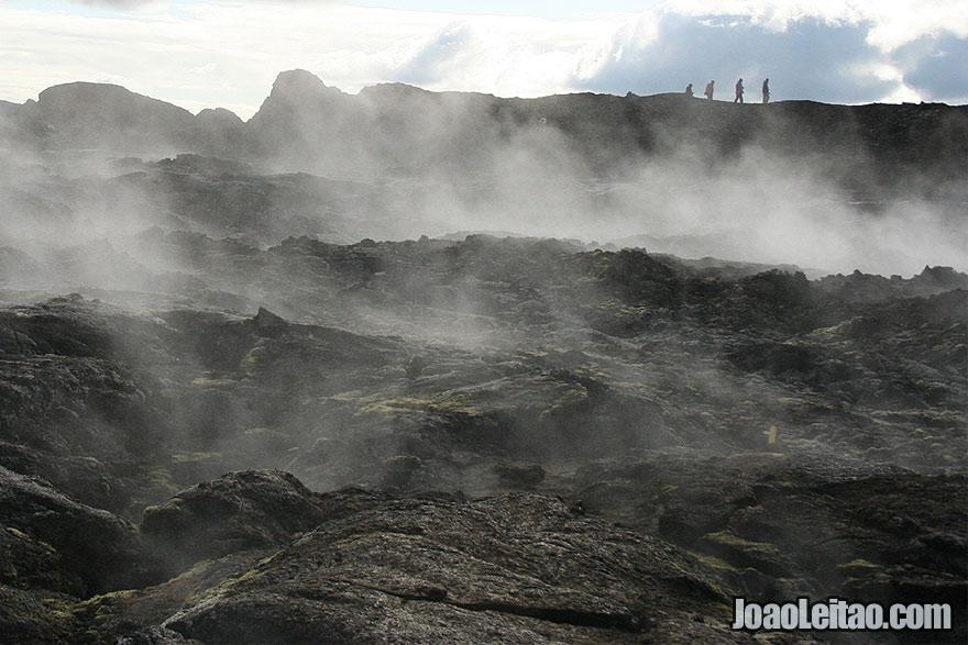 Visit Leirhnjukur Lava Field Geothermal Area Northeastern Region Iceland
