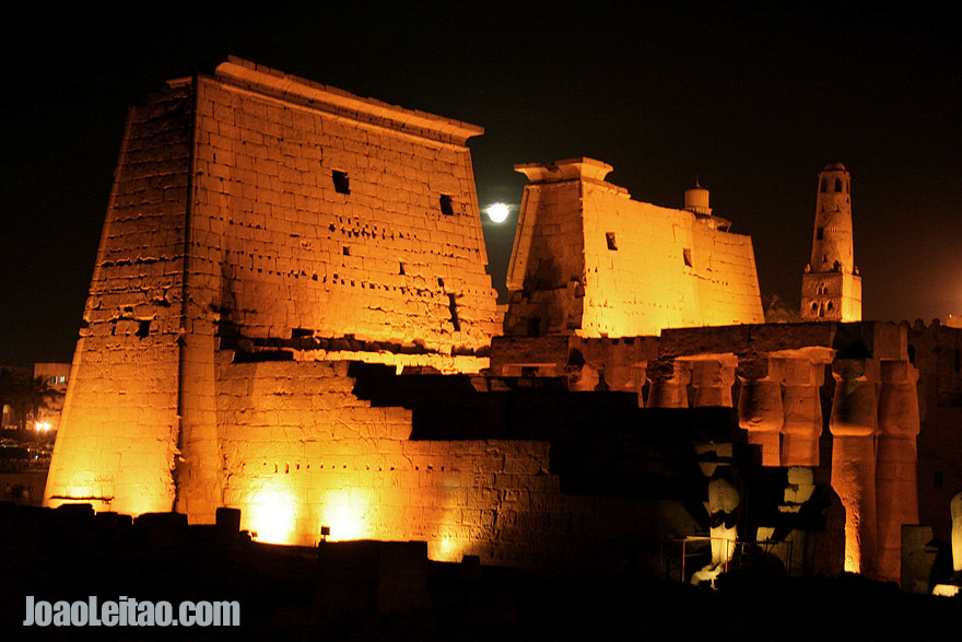 Visitar Luxor - Republica Arabe do Egito