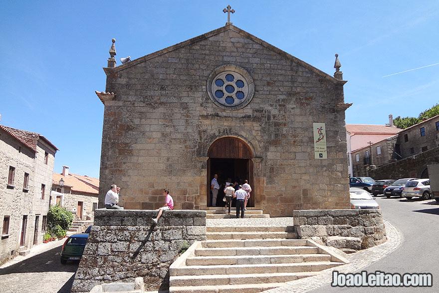 Igreja Matriz main church in Monsanto