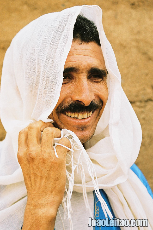Photo of man in Sahara Desert, Morocco
