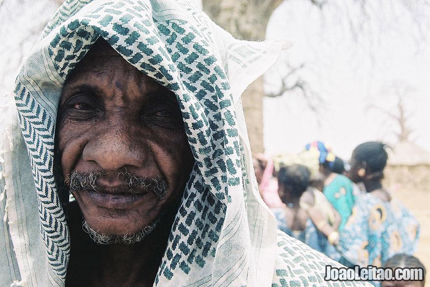 Man with Turban, Senegal