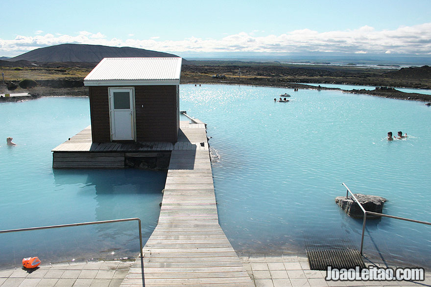 Visit Myvatn Nature Baths Northeastern Region Iceland