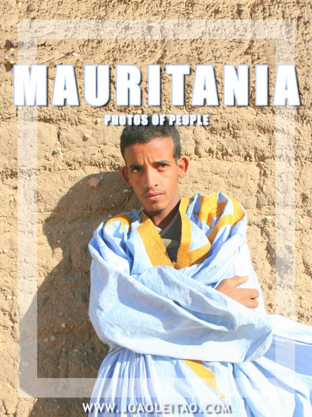 People of Mauritania - Photos of Mauritanian People