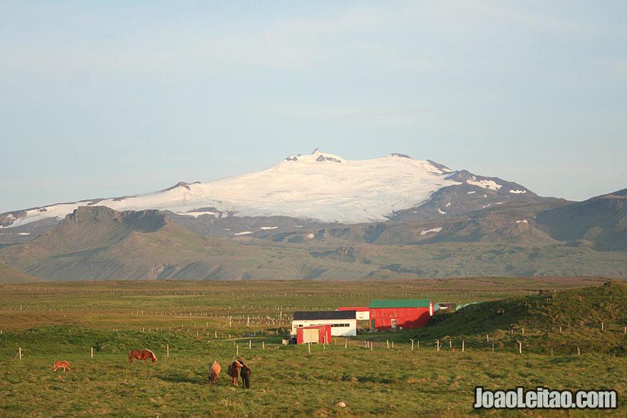Visit Snaefellsjokull Glacier Western Region Iceland