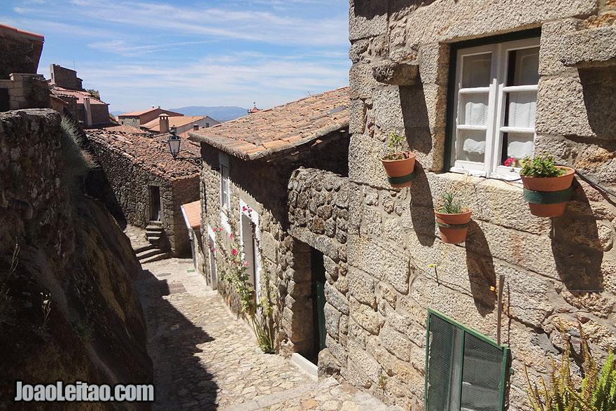 Stone Village of Monsanto Portugal