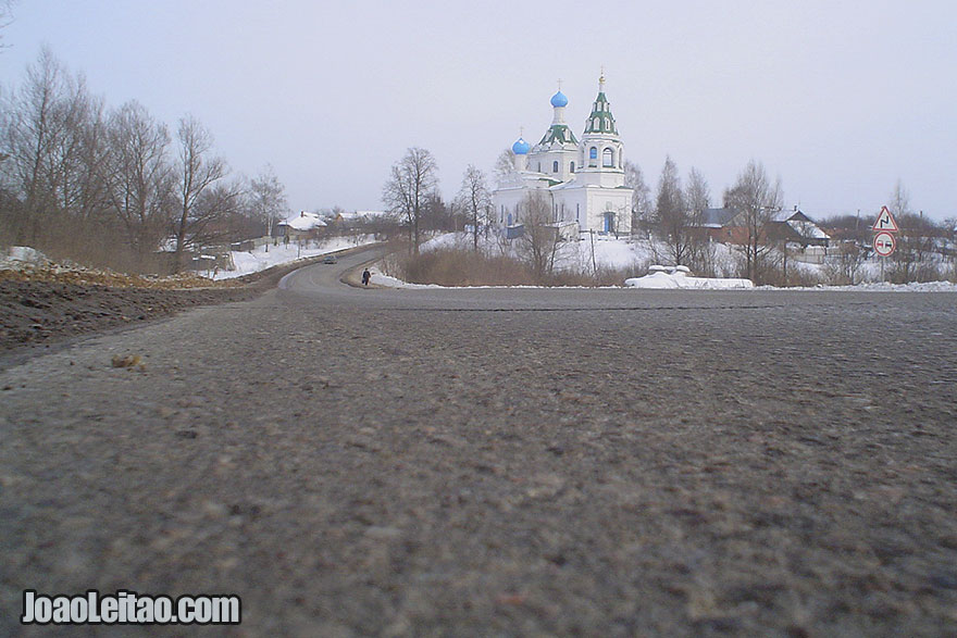 Travel in Russia by car