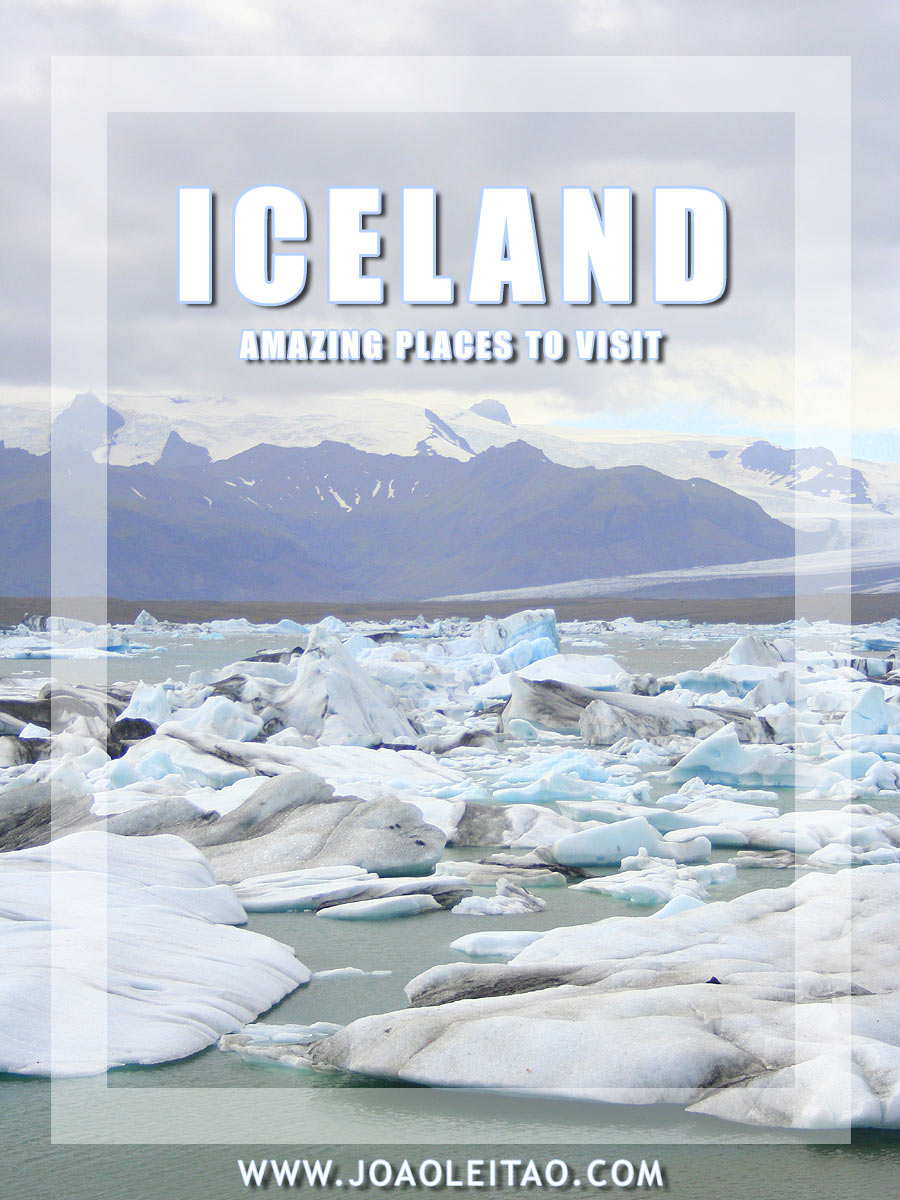 Visit Iceland - 90 Amazing places to Travel