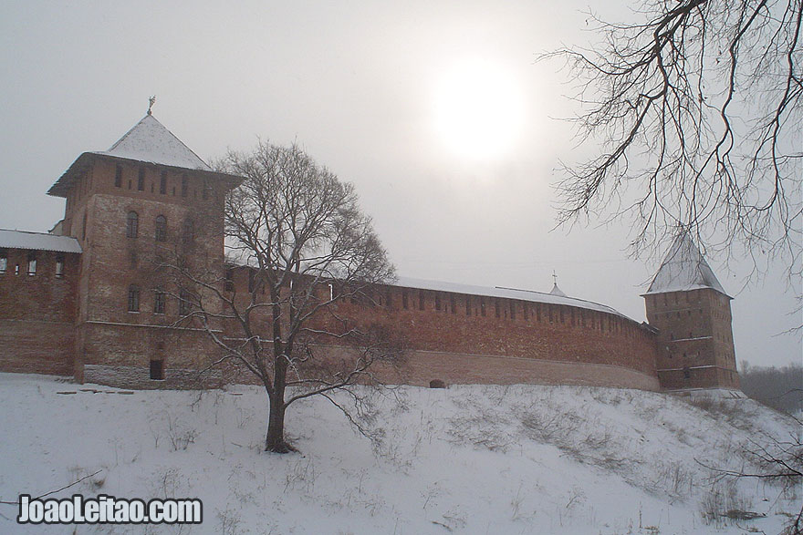 Velikiy Novgorod is one of the oldest cities in Russia