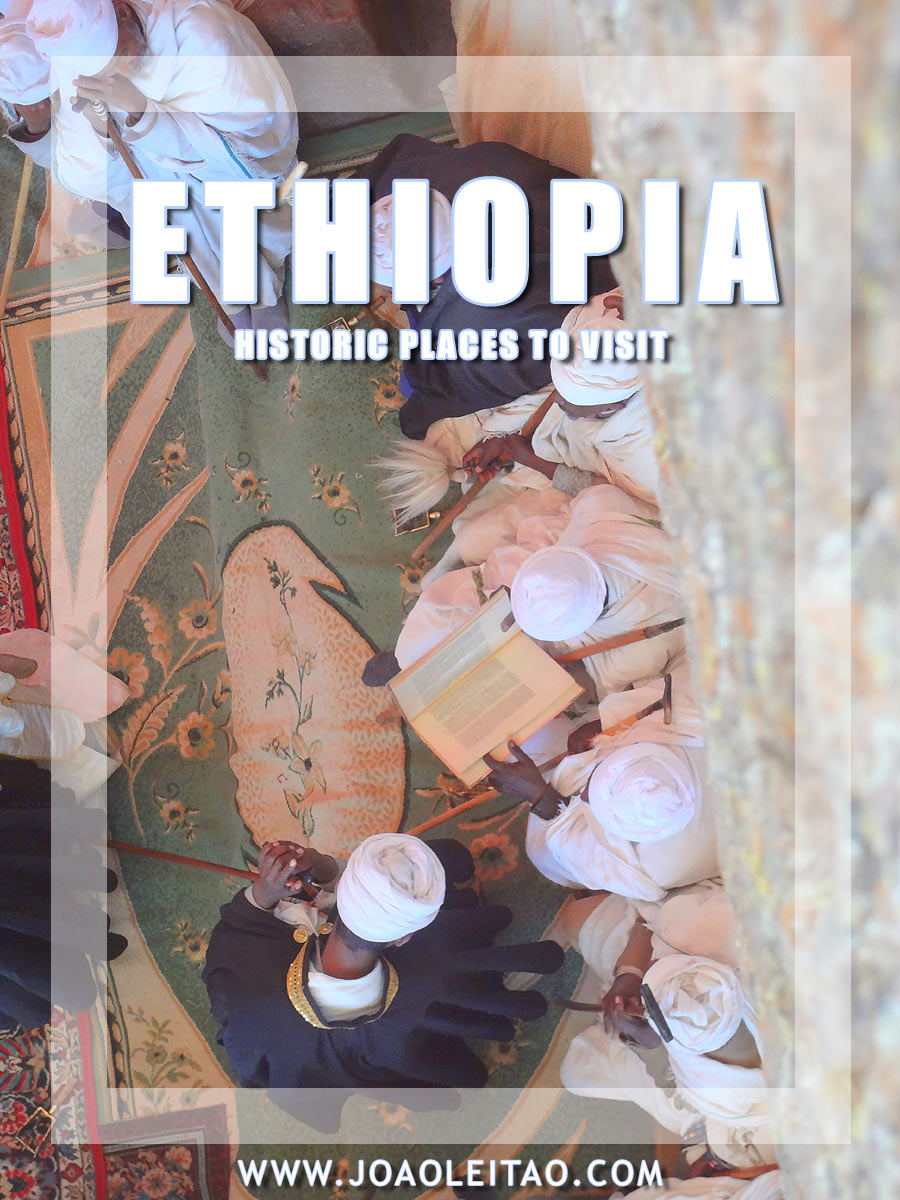 37 Historical Places to Visit in Ethiopia
