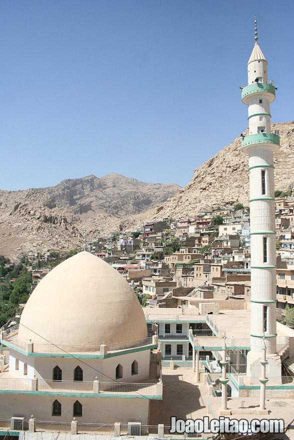 Aqrah Mosque - Visit Aqrah