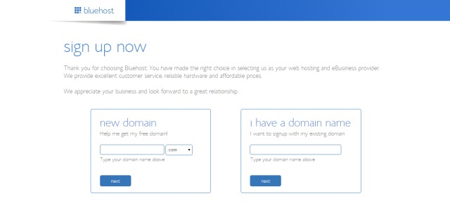 How to create a site