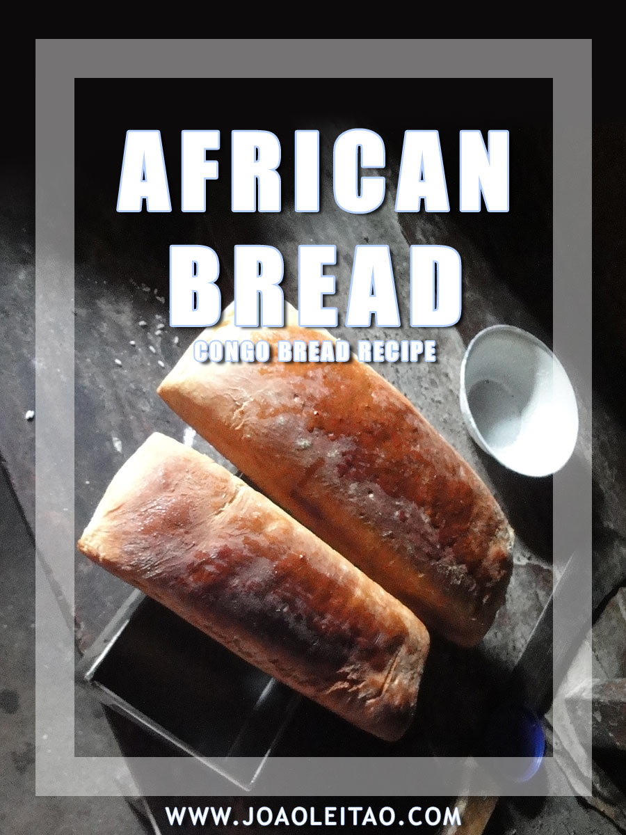 African Bread Recipe - Democratic Republic of the Congo