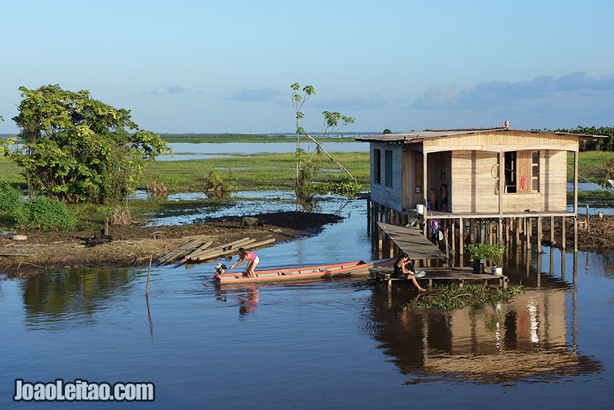 Amazon River House