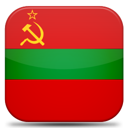 Flag of Pridnestrovie - Transnistria