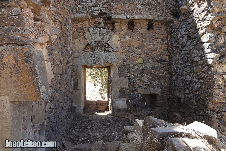Gorgora Nova ruins