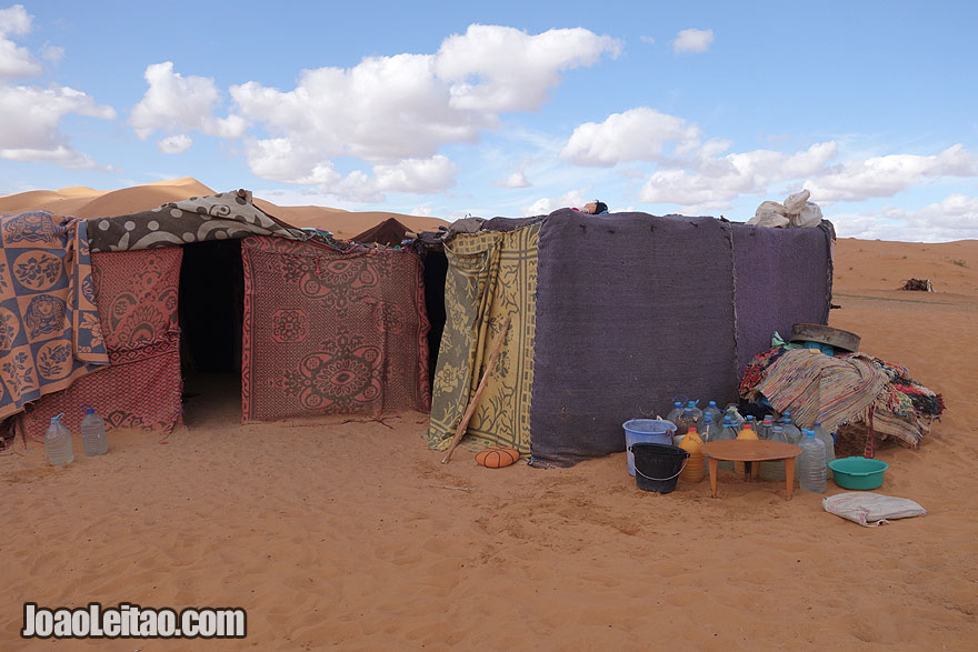 Nomad House in Erg Chebbi Dunes