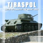 Tiraspol, the capital of a country that doesn't exist: Transnistria