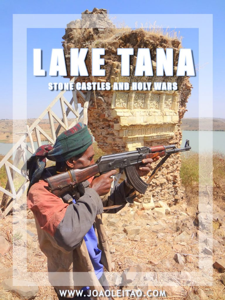 Lake Tana in Ethiopia • Stone castles and holy wars