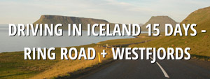 blog driving in iceland