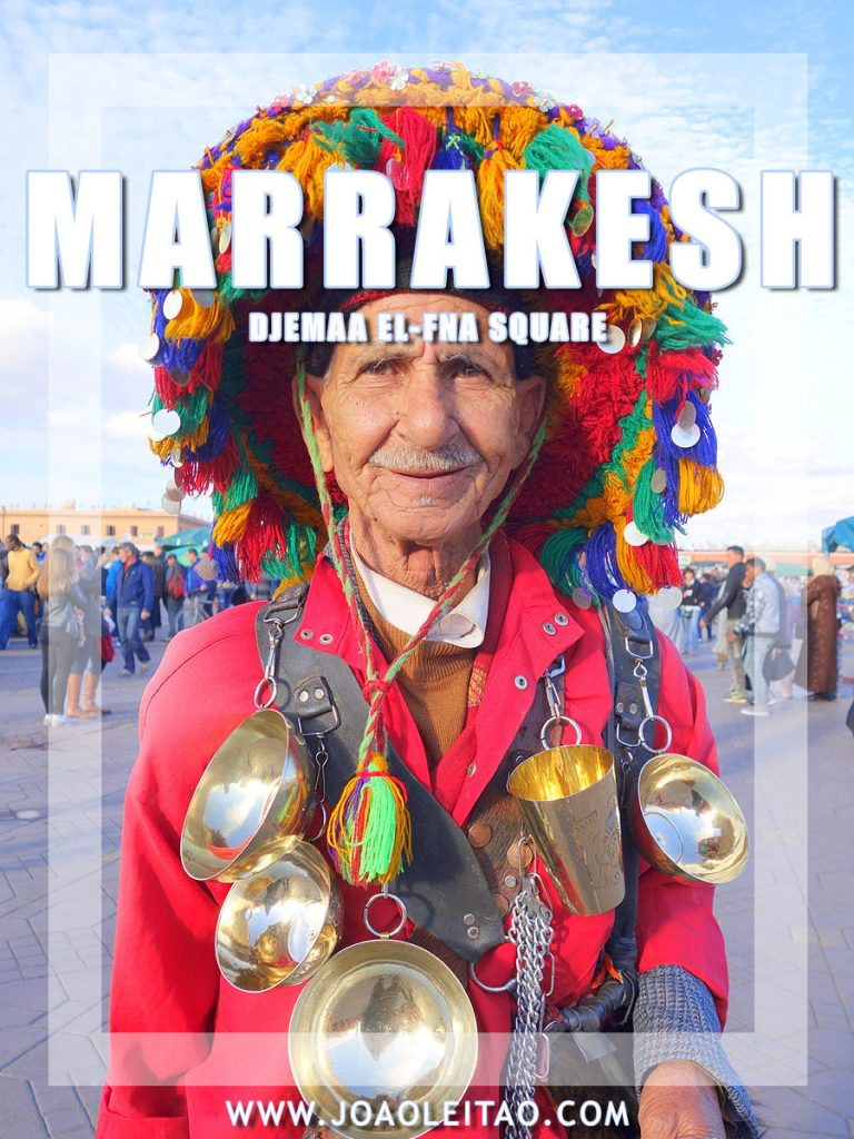 Djemaa El-Fna Marrakesh – Insanity beyond expectations