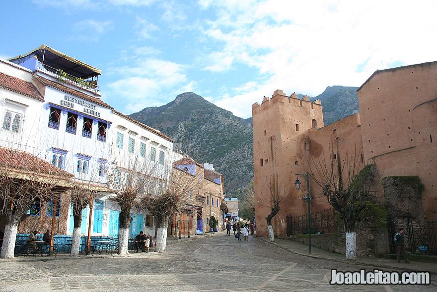 Castelo de Chefchaouen - La Kasbah