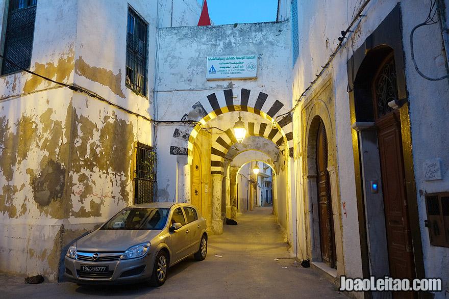 Hostel Dar el Medina em Tunes