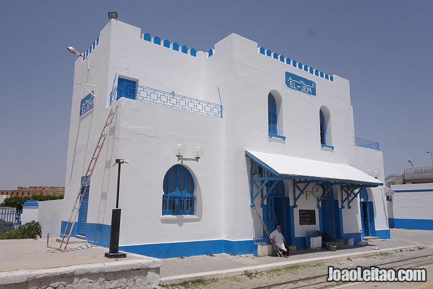 Estação de comboios de El Jem