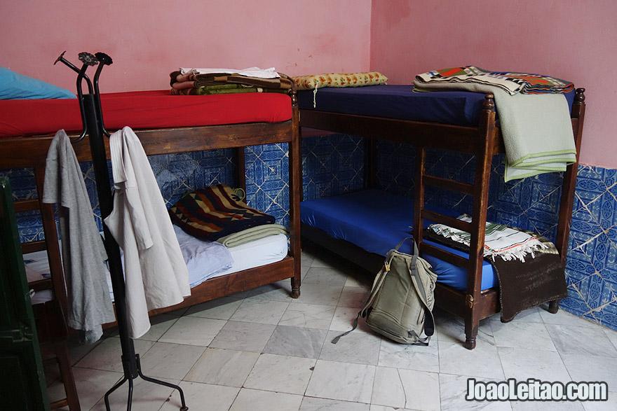 Hostel em Tunes