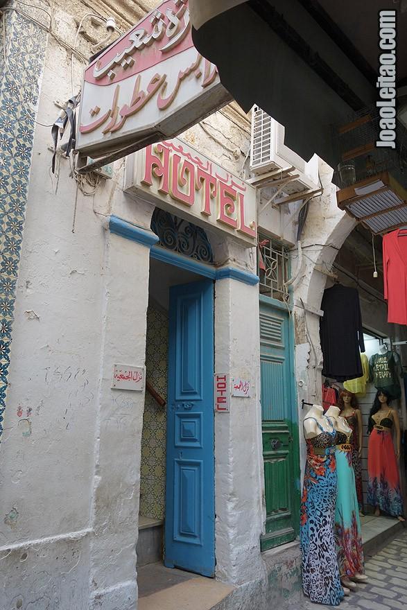 Hotel el-Jemiaa, Sfax