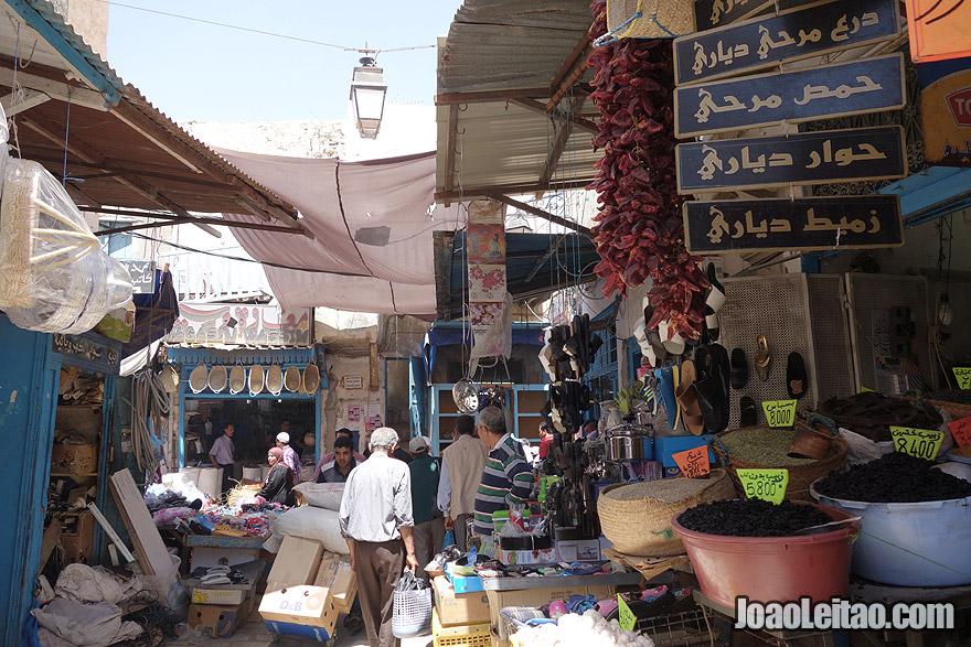 Mercado de Sfax