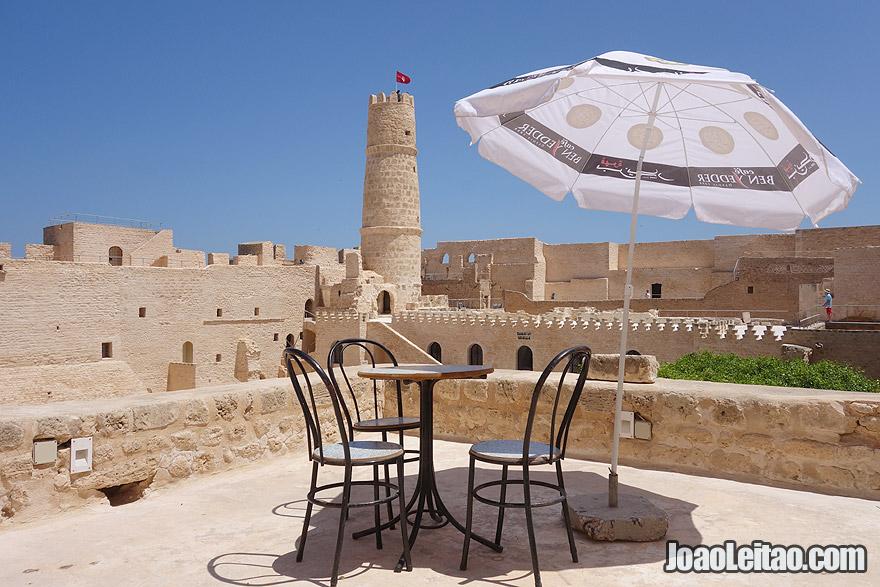 Fortaleza de Monastir, na Tunísia