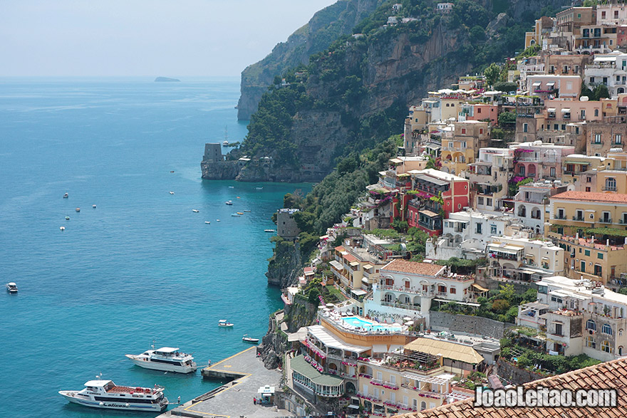 Beautiful Positano view
