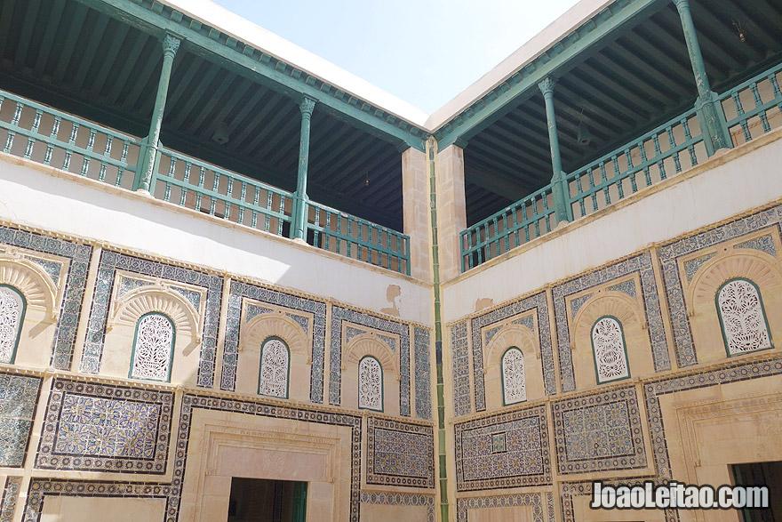 Museu das Artes Populares Dar Jellouli em Sfax