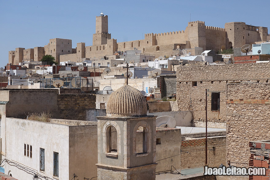 Sousse city in Tunisia