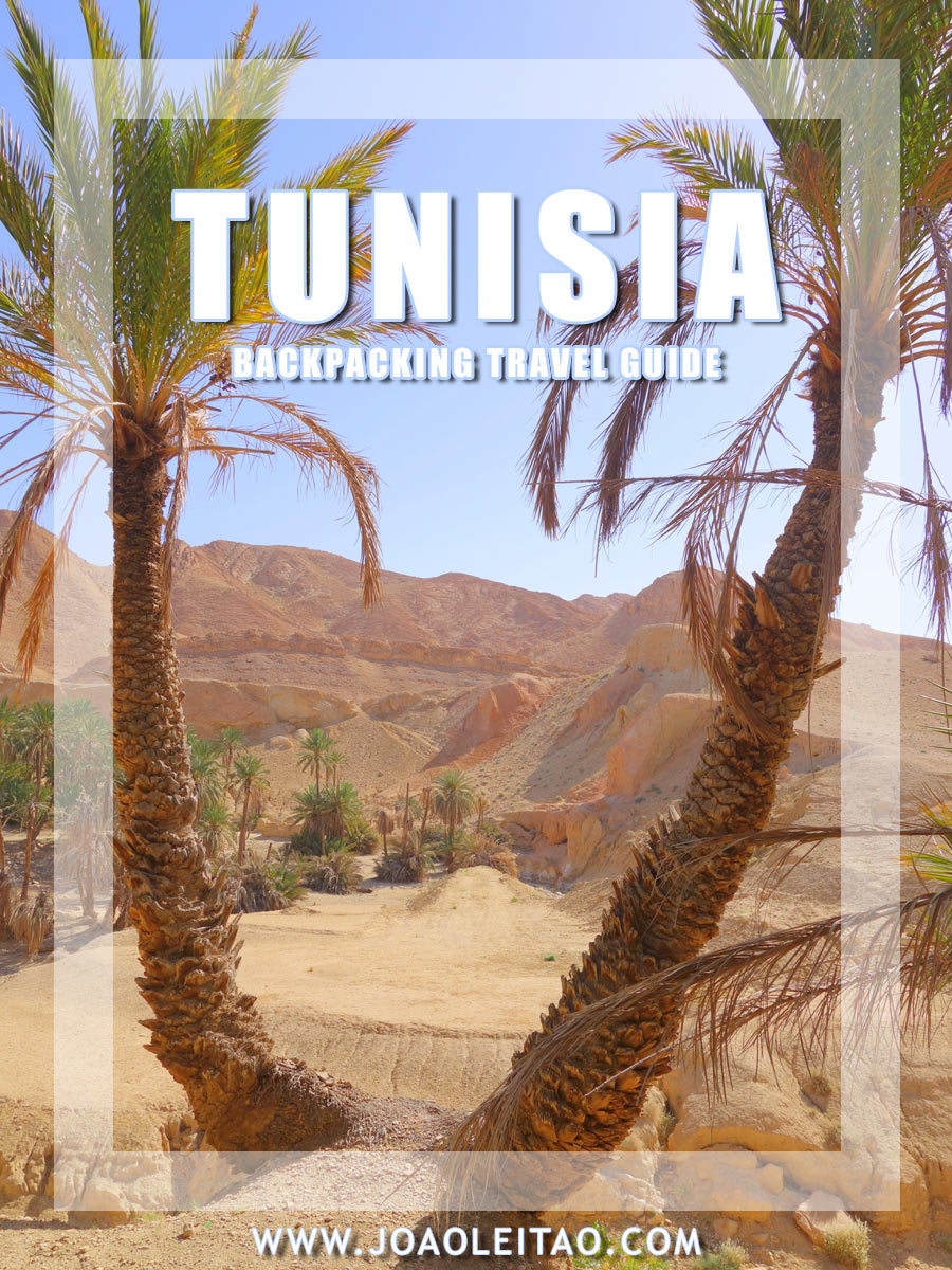 13 Days in Tunisia - Backpacking Travel Guide