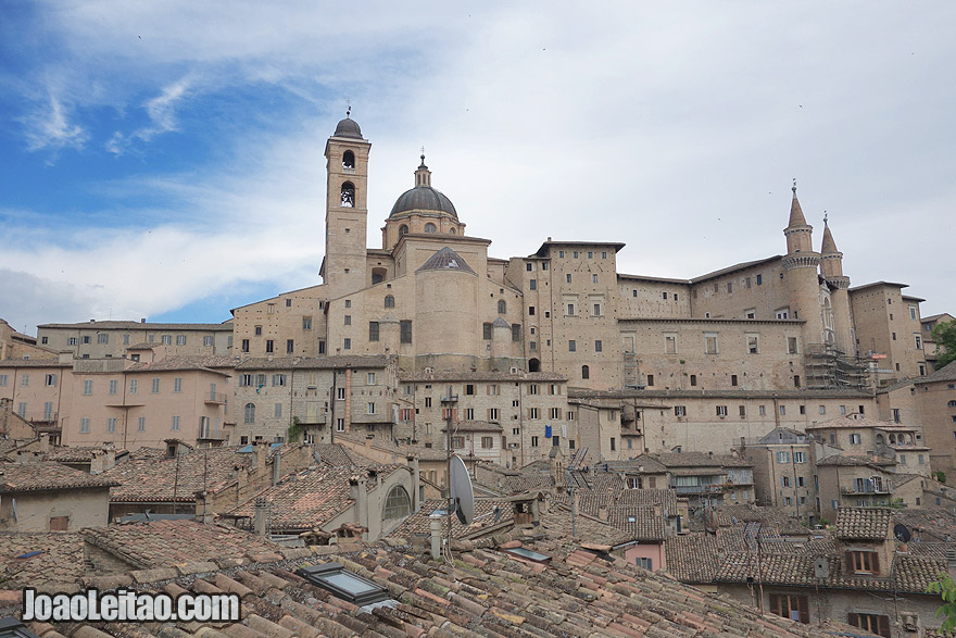 The Ducal Palace of Urbino