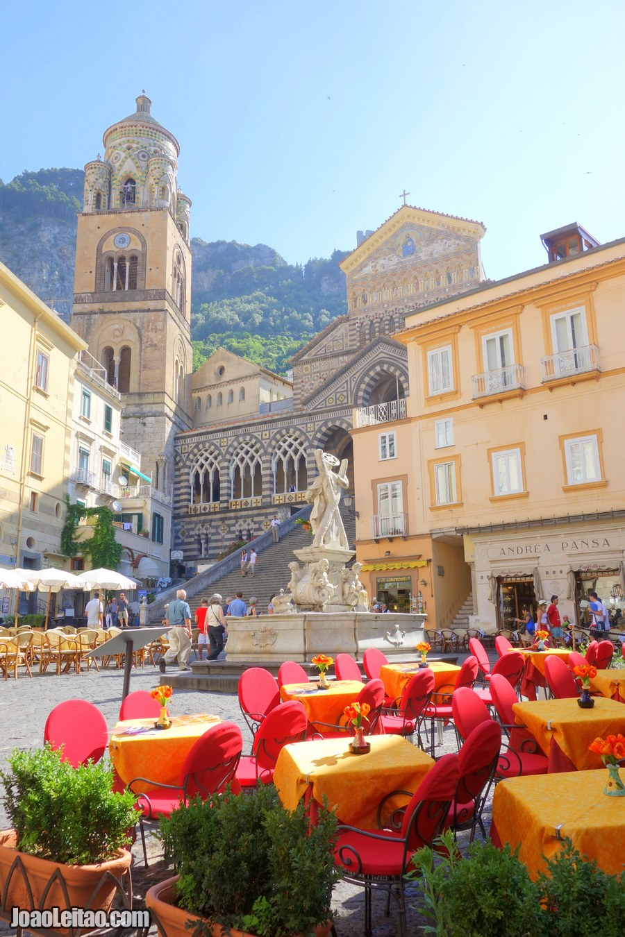 idyllic views of the amalfi coast in photo essay amalfi city